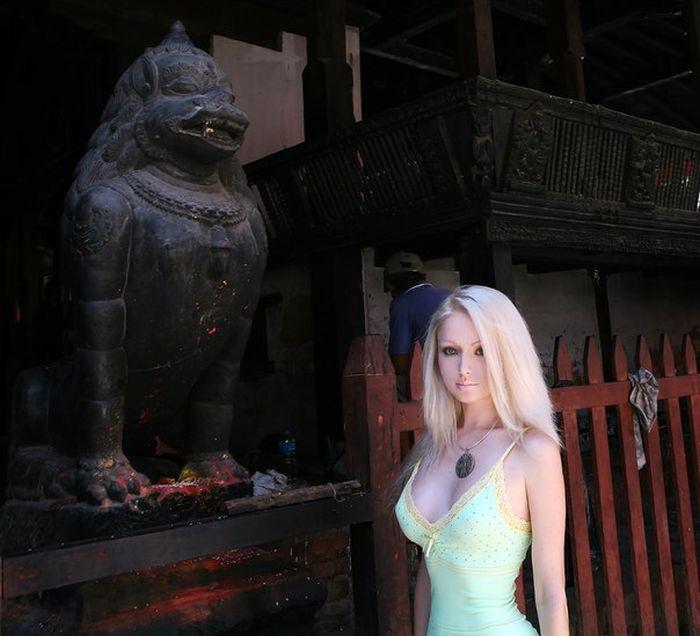 Outra Barbie Girl Russa do mundo real 26