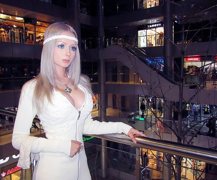 Outra Barbie Girl Russa do mundo real 31