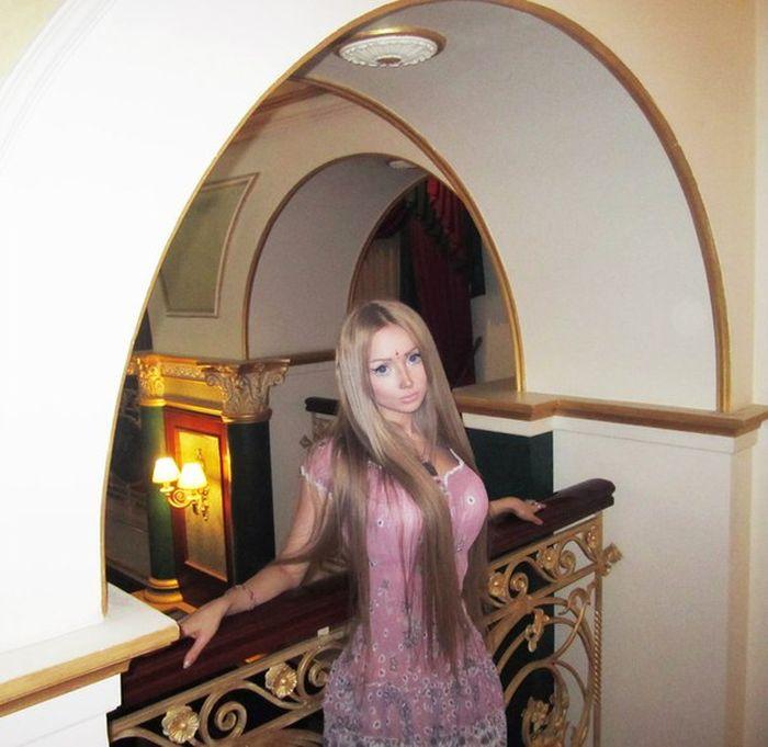 Outra Barbie Girl Russa do mundo real 36