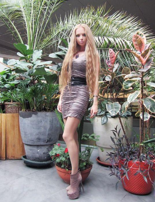 Outra Barbie Girl Russa do mundo real 37