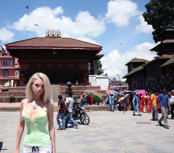 Outra Barbie Girl Russa do mundo real 44