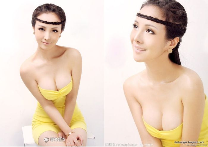 Gan Lulu, a estrela que sobe na internet chinesa 01
