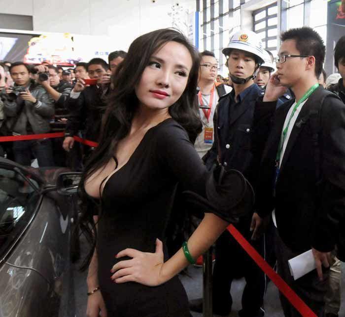 Gan Lulu, a estrela que sobe na internet chinesa 07