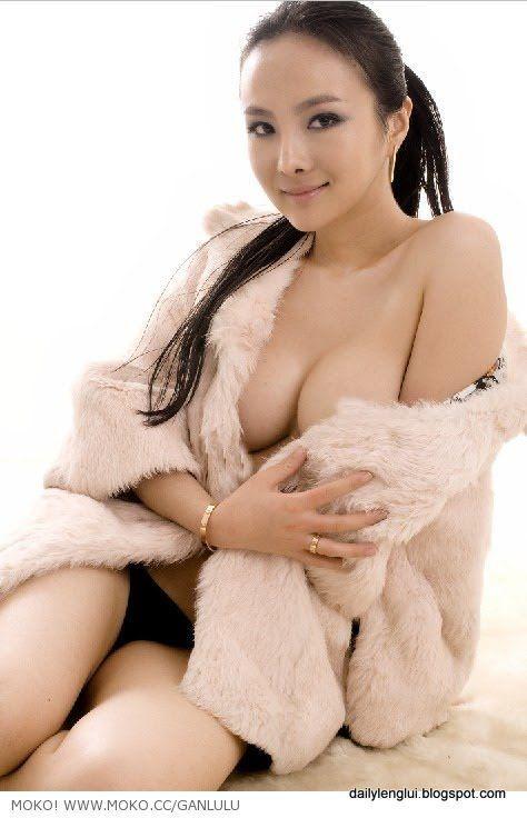 Gan Lulu, a estrela que sobe na internet chinesa 13