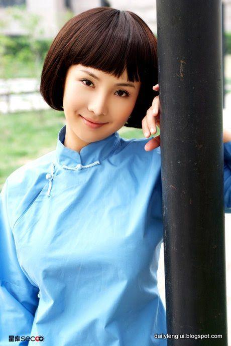 Gan Lulu, a estrela que sobe na internet chinesa 19