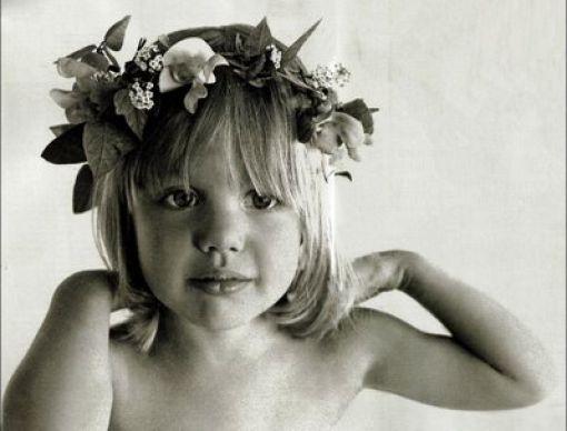Garotas que se tornaram belas mulheres
