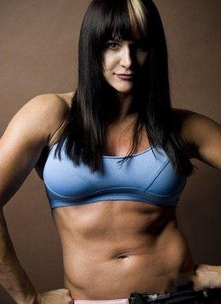 As sexy lutadoras do MMA 14