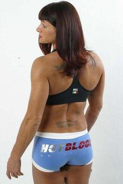 As sexy lutadoras do MMA 16