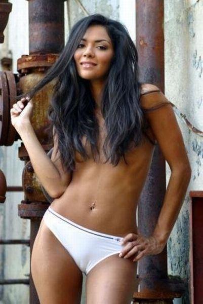 As sexy lutadoras do MMA 18