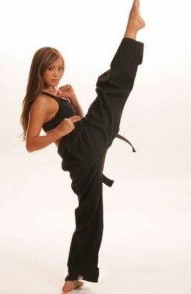 As sexy lutadoras do MMA 24