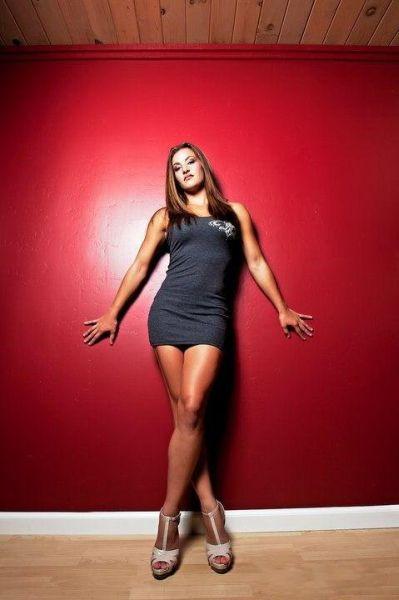 As sexy lutadoras do MMA 29