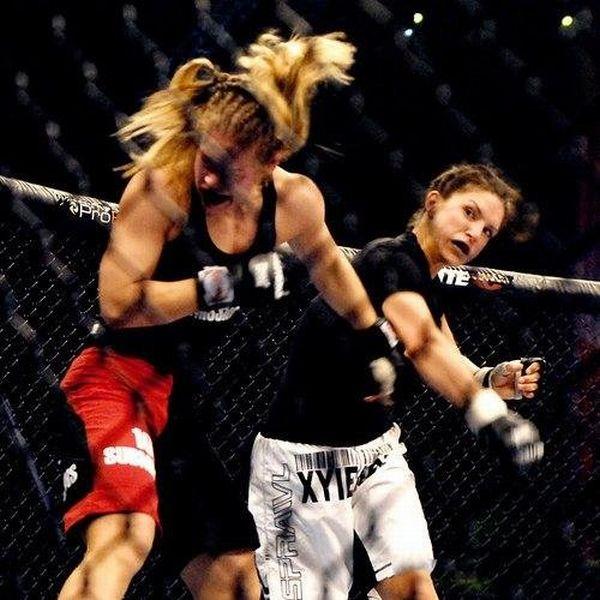 As sexy lutadoras do MMA 43