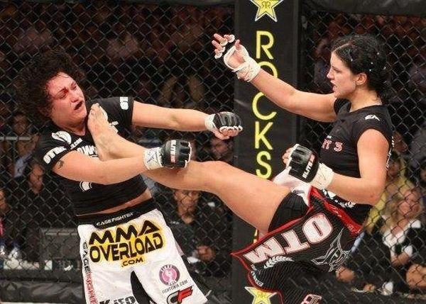As sexy lutadoras do MMA 44