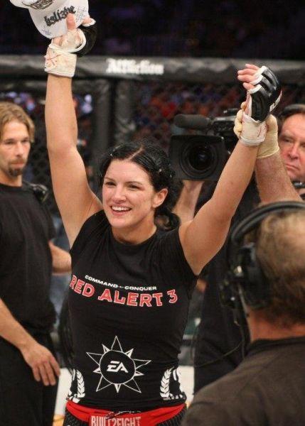 As sexy lutadoras do MMA 46