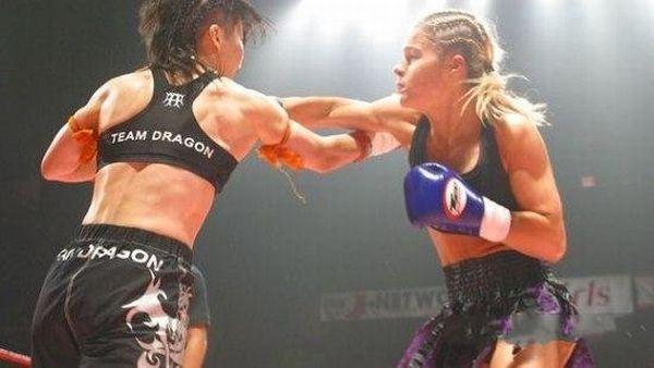 As sexy lutadoras do MMA 62