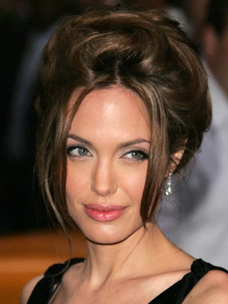 Angelina Jolie, presidenta dos EUA?