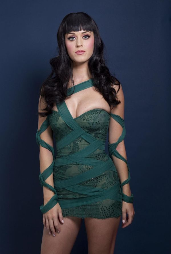 Katy Perry, Miss Simpatia