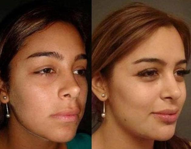 Larissa Riquelme já tem uma substituta (17 fotos)