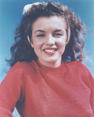 Lembrança de Marilyn Monroe em Leilão