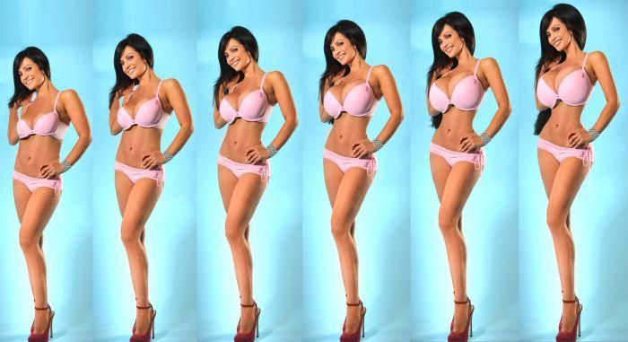 Como melhorar a imagem de modelos no Photoshop 05