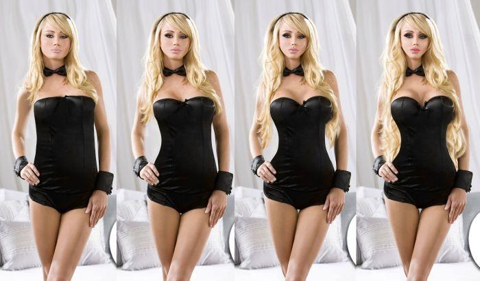 Como melhorar a imagem de modelos no Photoshop 26