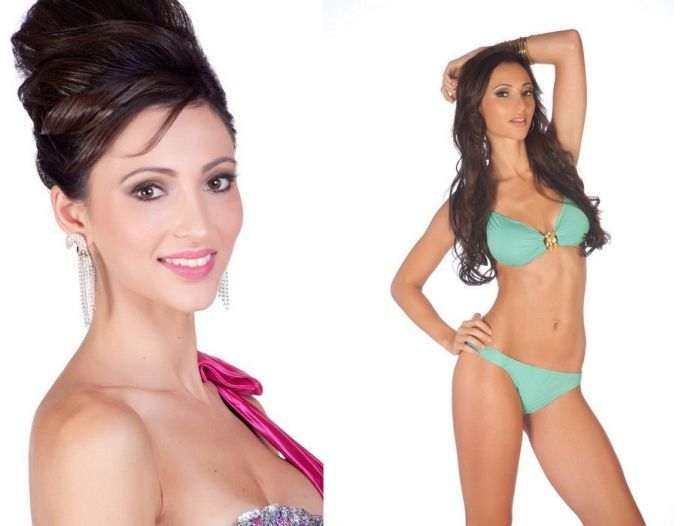 Todas as concorrentes do Miss Universo 2011