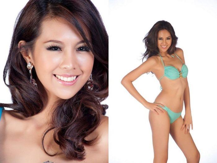 Todas as concorrentes do Miss Universo 2011