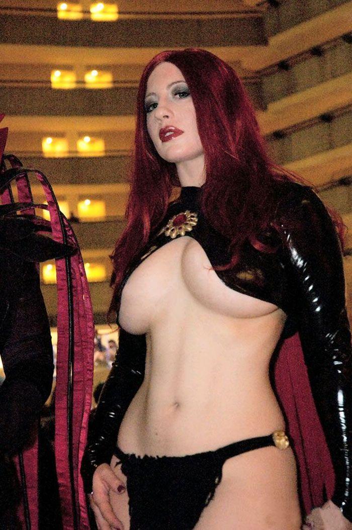 Rainha dos Goblins em Dungeons and Dragons 01