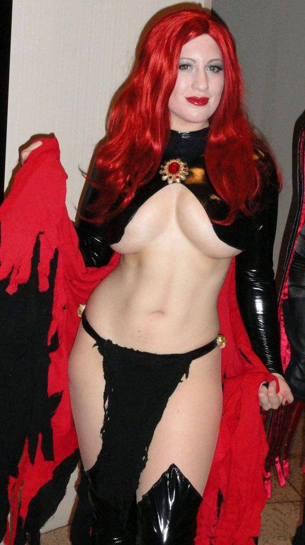 Rainha dos Goblins em Dungeons and Dragons 03