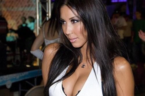 Kim Kardashian aiática