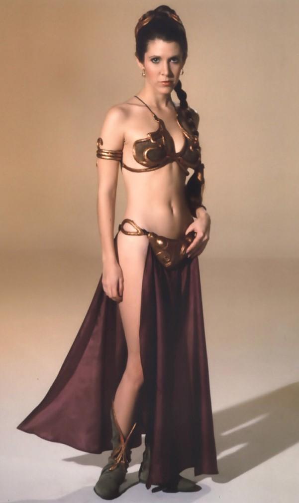 Princesa Leia, um ícone que se consolida 01