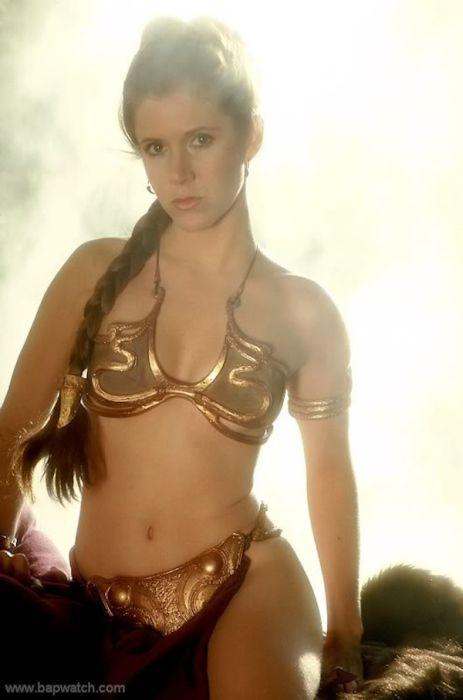 Princesa Leia, um ícone que se consolida 03