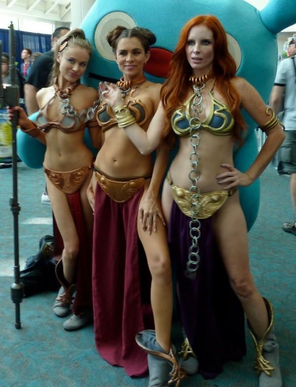 Princesa Leia, um ícone que se consolida 05