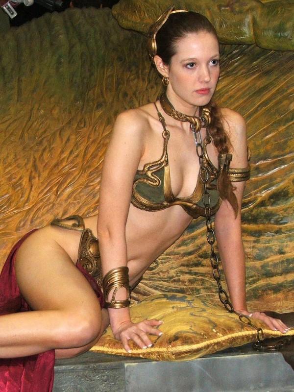 Princesa Leia, um ícone que se consolida 06