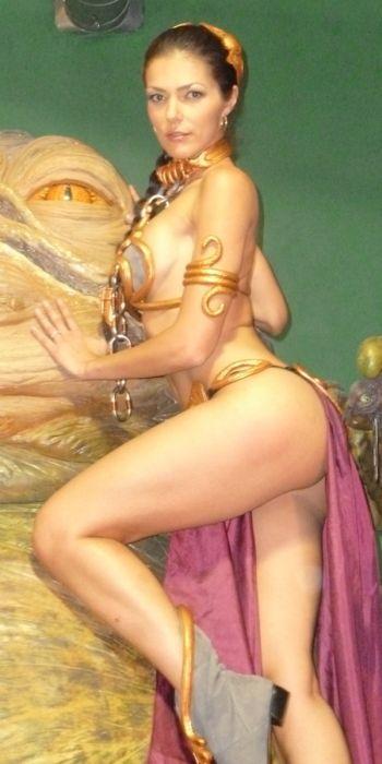 Princesa Leia, um ícone que se consolida 10