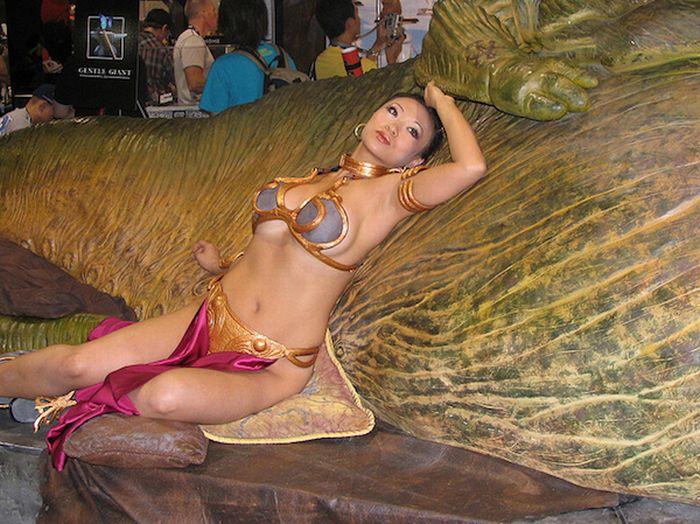Princesa Leia, um ícone que se consolida 13