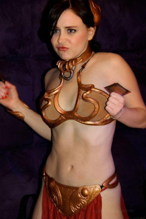 Princesa Leia, um ícone que se consolida 17