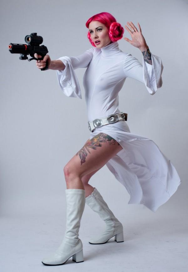 Princesa Leia, um ícone que se consolida 22