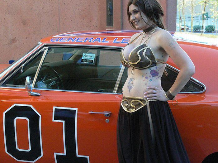 Princesa Leia, um ícone que se consolida 23