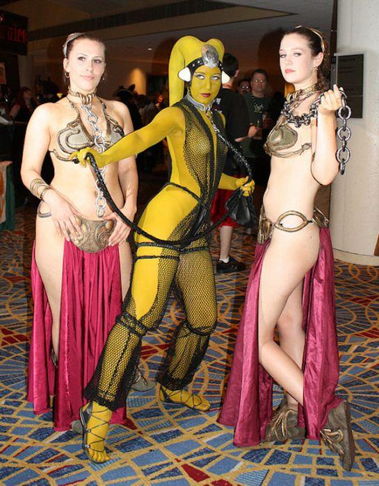 Princesa Leia, um ícone que se consolida 31