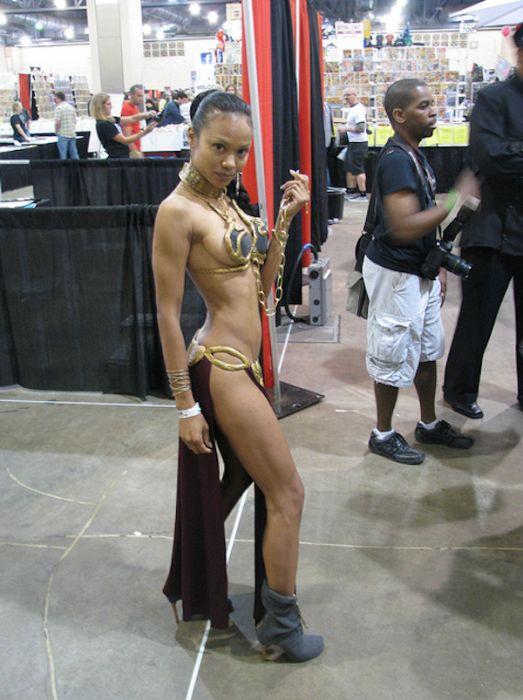 Princesa Leia, um ícone que se consolida 32
