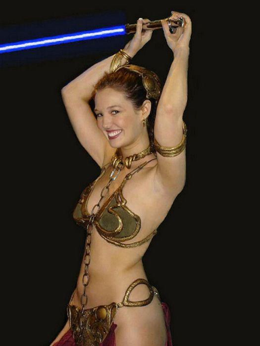 Princesa Leia, um ícone que se consolida 33