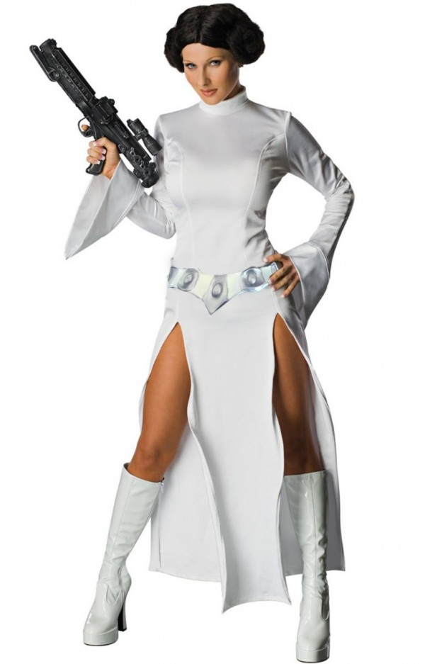 Princesa Leia, um ícone que se consolida 35