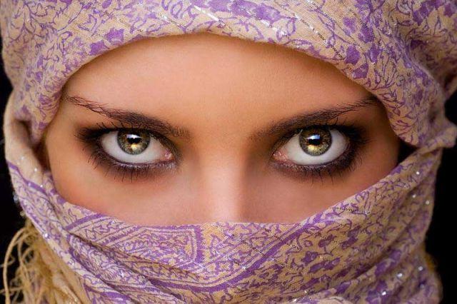 A profundidade de um olhar 18