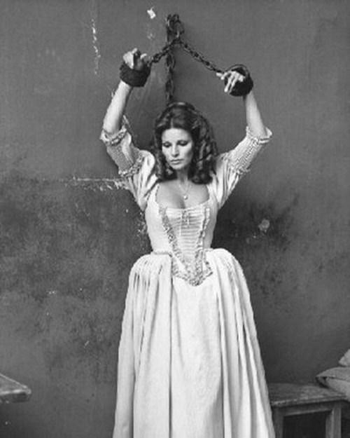 A inoxidável Raquel Welch