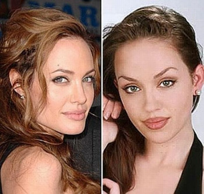 Tiffany Claus, a irmã gêmea que Angelina nunca teve 18