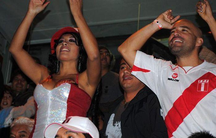 Torcedoras paraguaias, o post definitivo 07