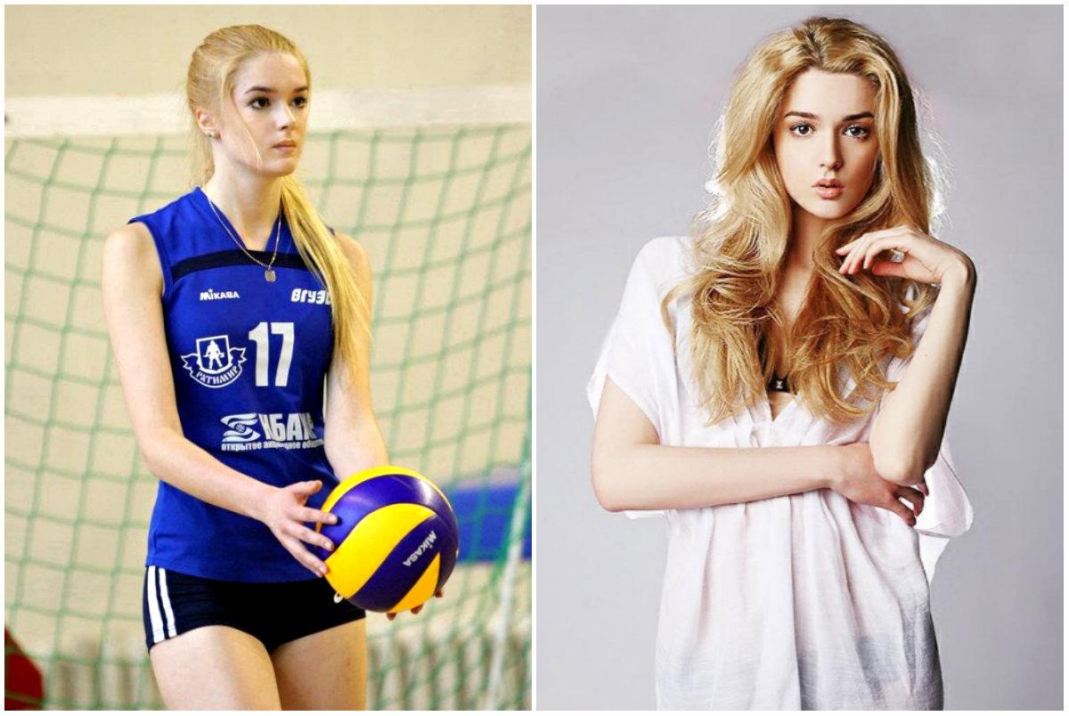 Esta é provavelmente a jogadora de voleibol mais bonita de todos os tempos 01