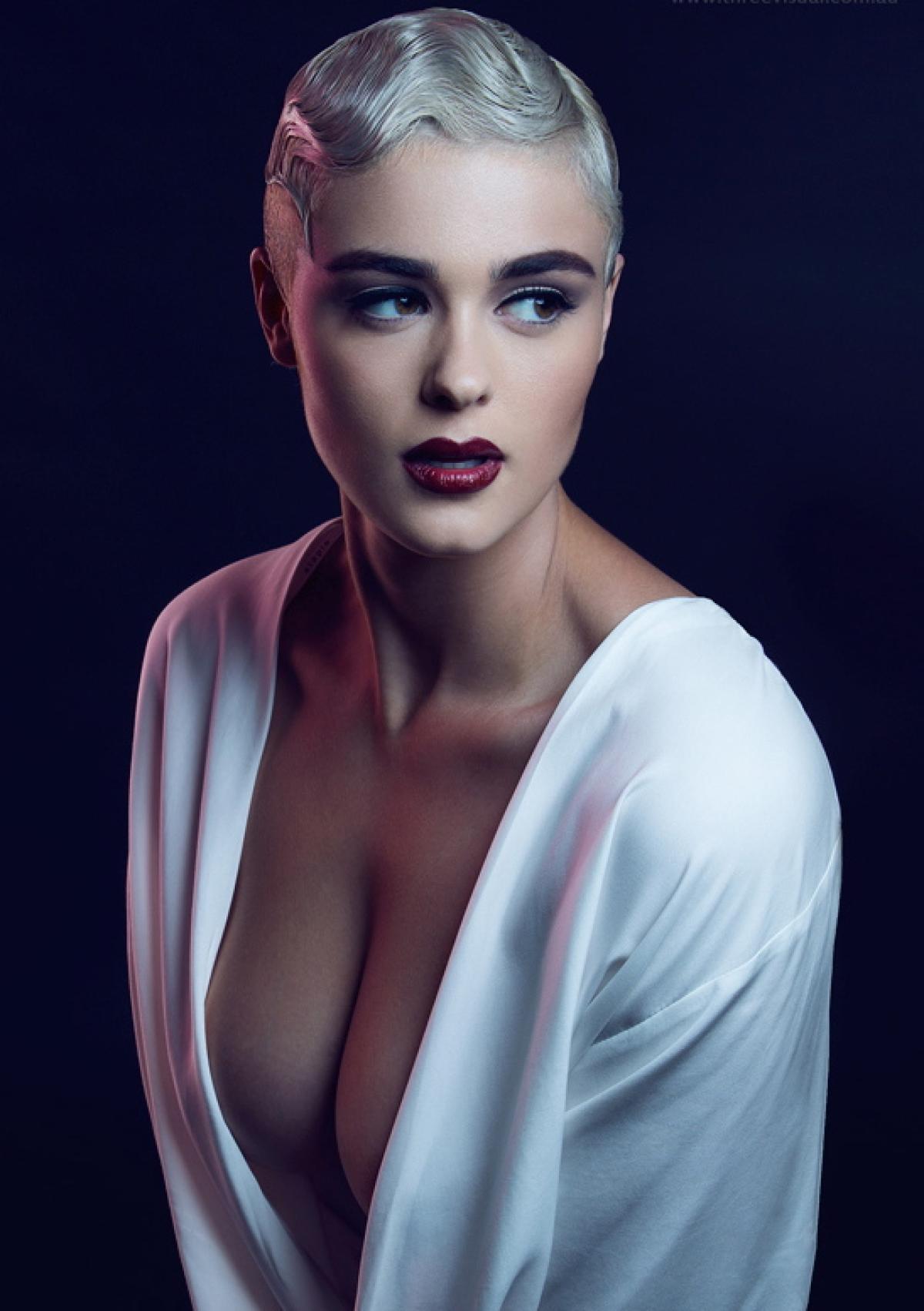 Esta mulher simplesmente destruiu os estereótipos sobre o negócio de modelagem! 03