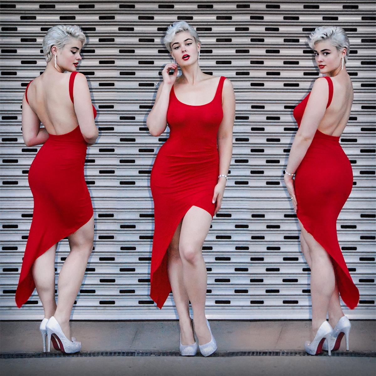 Esta mulher simplesmente destruiu os estereótipos sobre o negócio de modelagem! 04